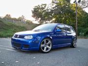 Volkswagen Golf 2004 Volkswagen Golf R32